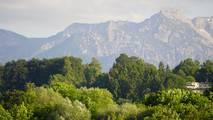 Teile des Estergebirges