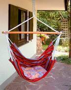 Hängestuhl zum Entspannen