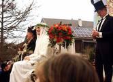 Noch freut sich die Braut