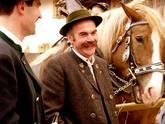 Kutscher mögen Pferde