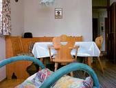 Sitzmöglichkeiten der Küche