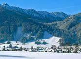 Unterammergau im Winter