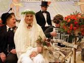 Liebliches Brautpaar