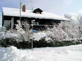 Die FeWo im Winter